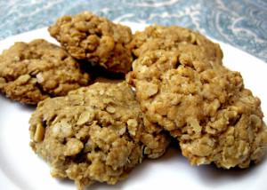 Peanut Butter Cookie Dog Treat Recipe